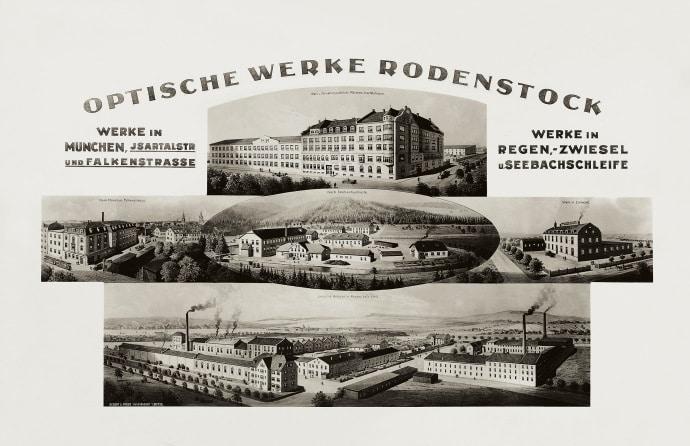 เลนส์ Rodenstock